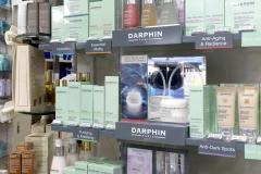 Darphin en pharmacie nouveau balisage de linéaire