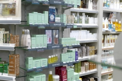 Darphin en pharmacie nouveau balisage de linaire