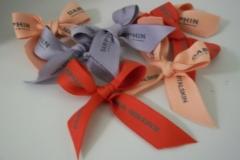 Création capsule de rubans aux couleurs des gammes